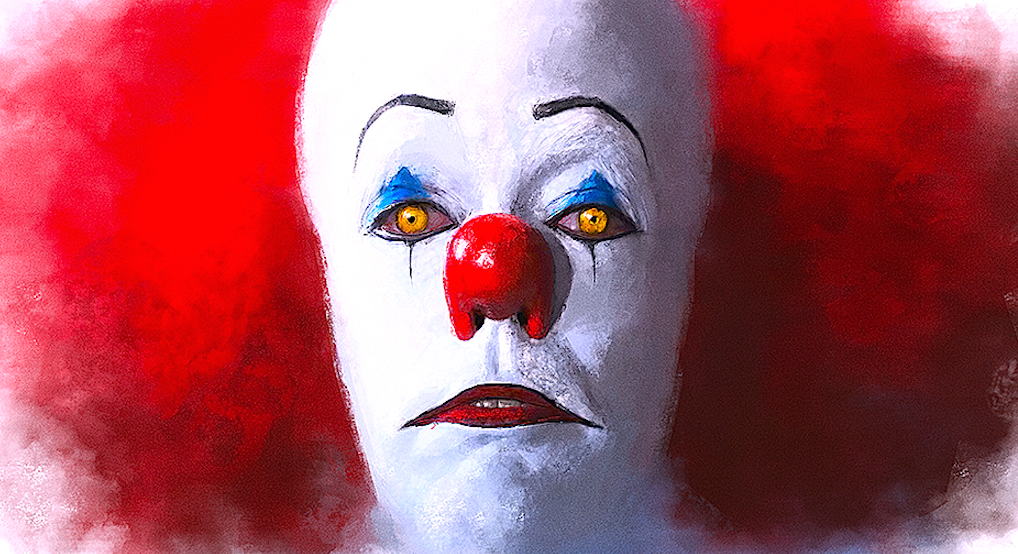IT At 25 : Pennywise Artwork Collection
