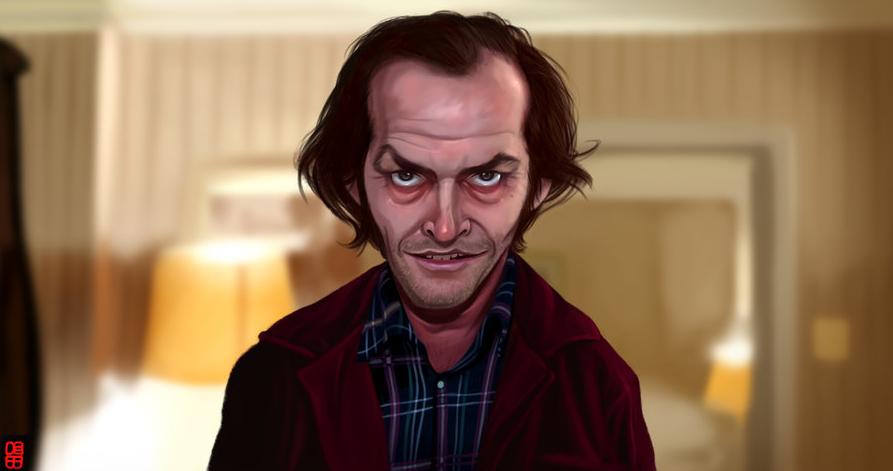Jack in Room 237