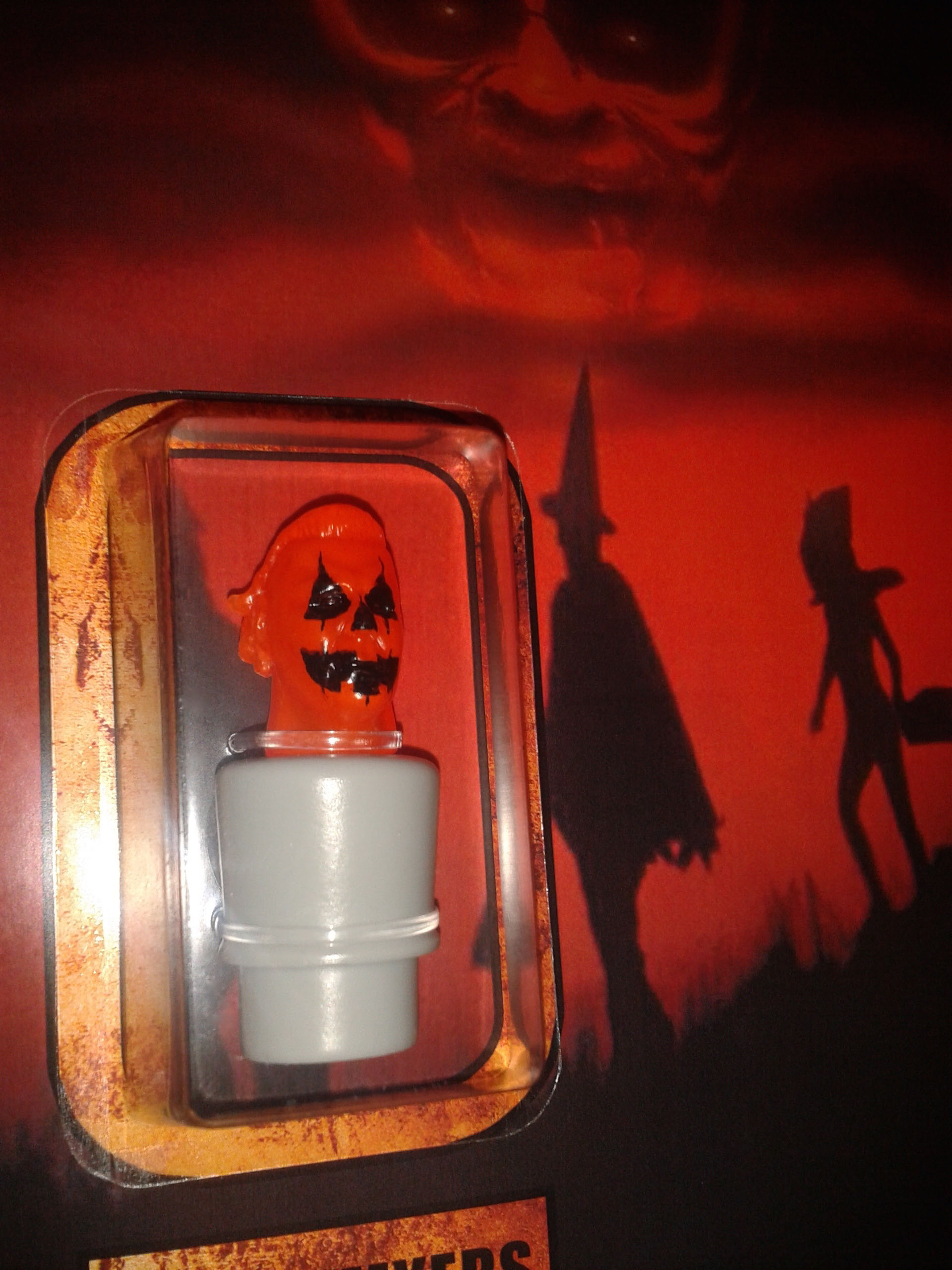 Jack O' Myers Detail - Carded Exclusive Kill people Figure