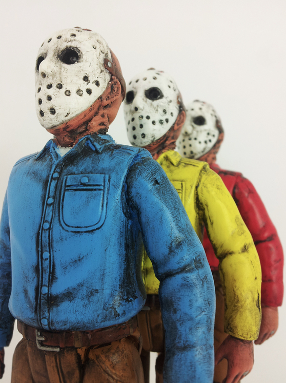 Jack's Attic Bootleg Jason Lake Figures