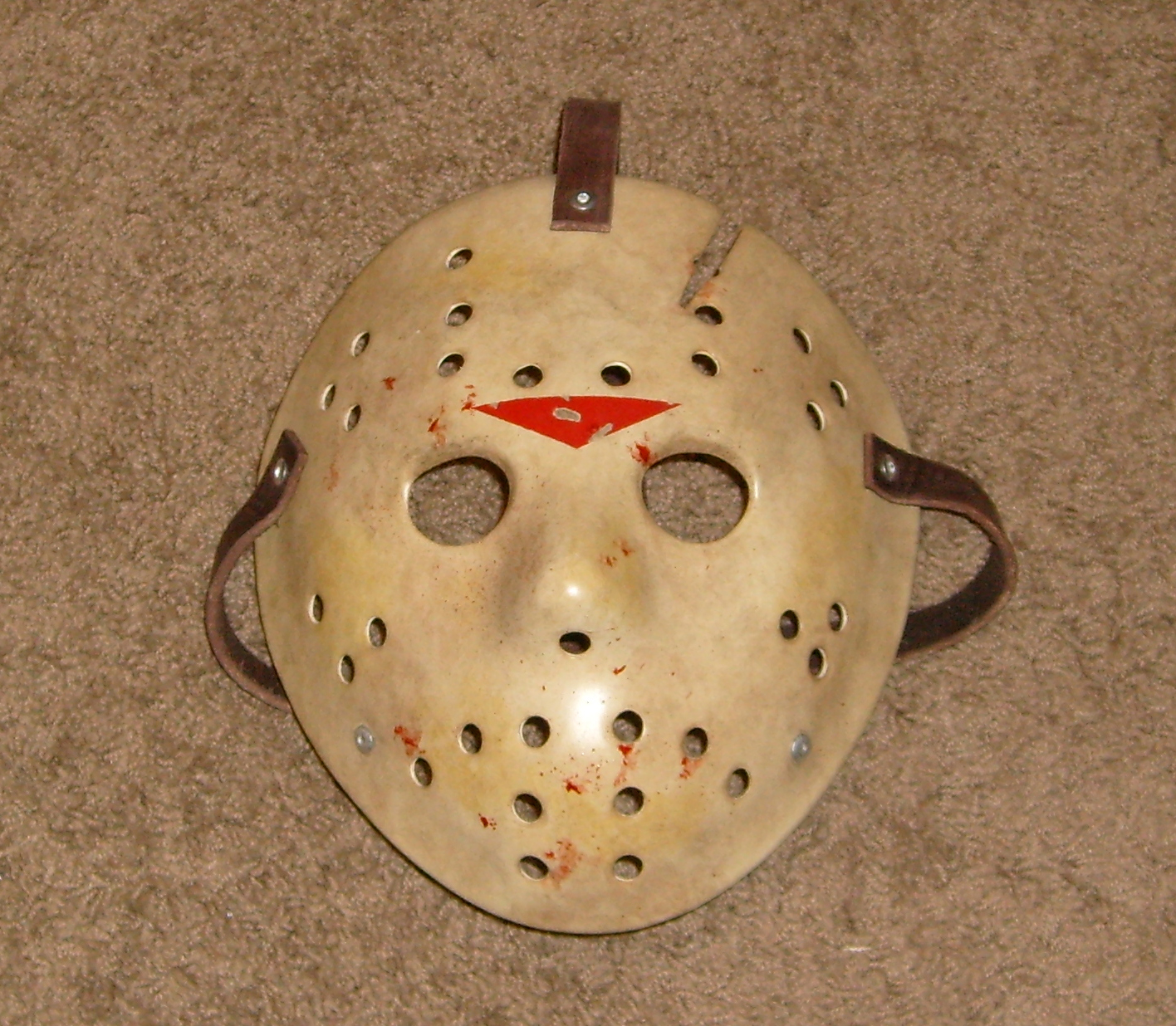 Jason Lives Replica by Crash Creations