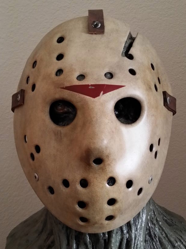 Jason Mask Making