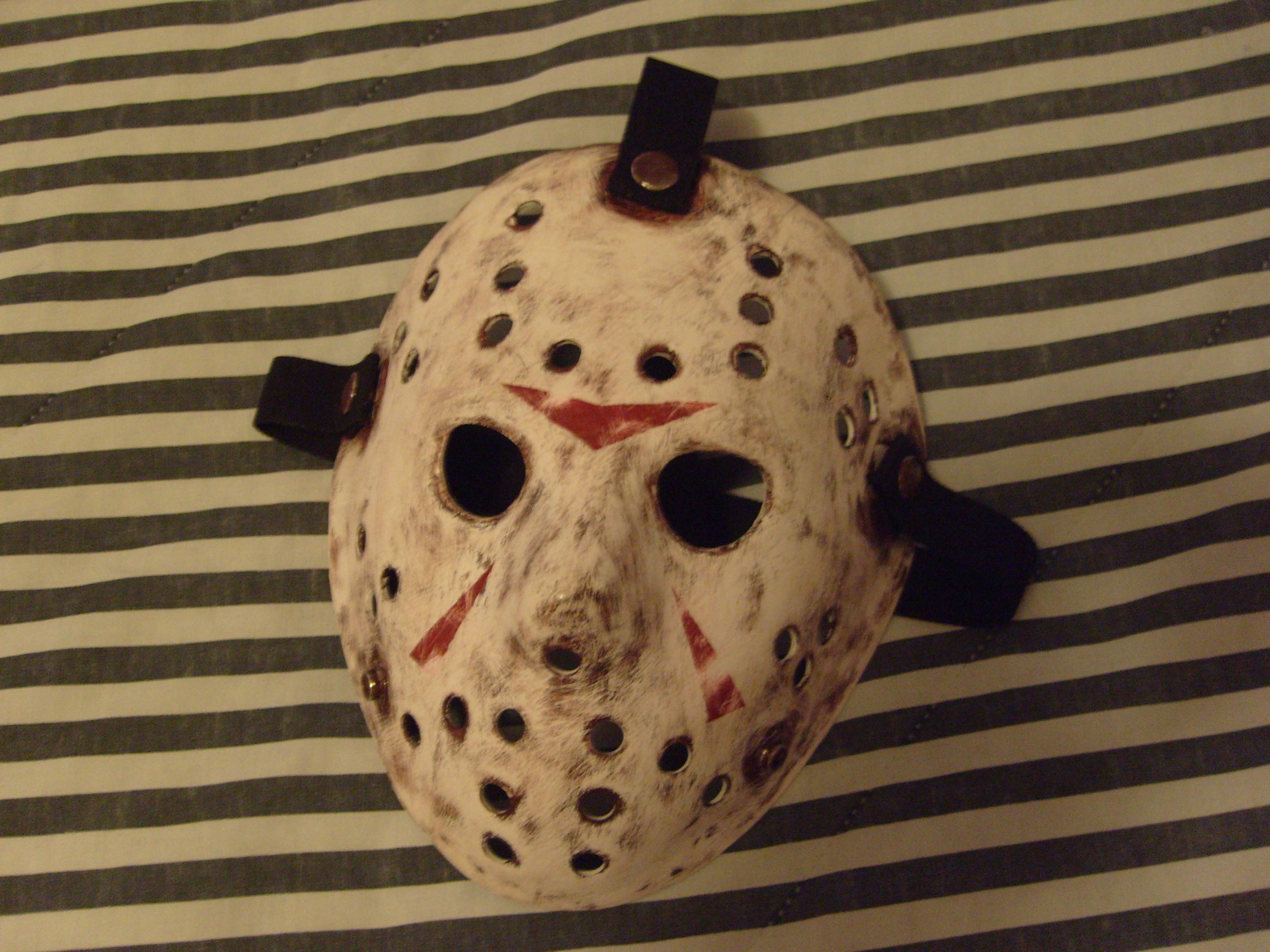 Hockey Mask of Jason Voorhees