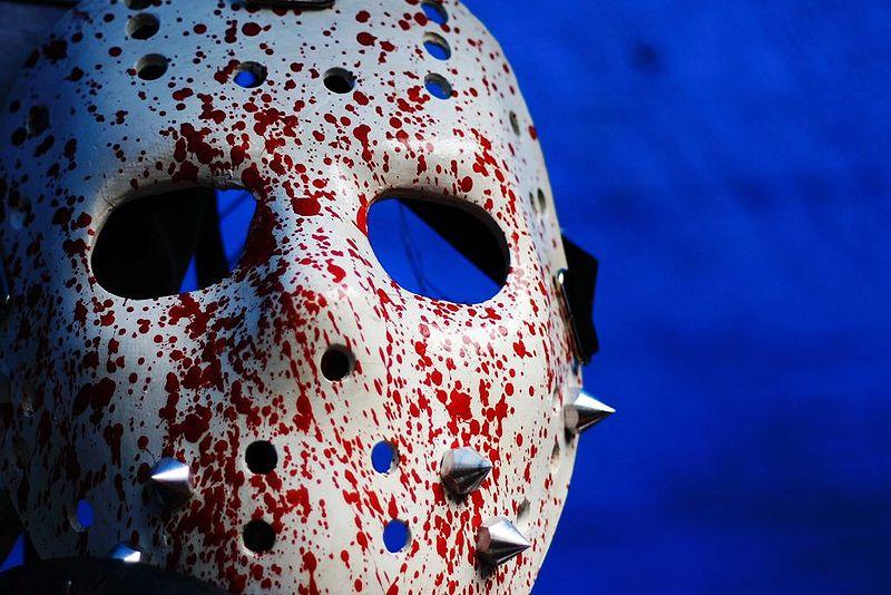 Jason Spiked Mask