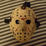 Jason Voorhees Hockey Mask (Dark)