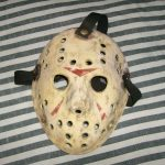 Jason Voorhees Hockey Mask (Light)