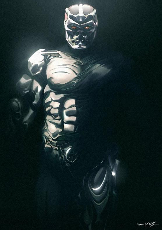 Jason X Art
