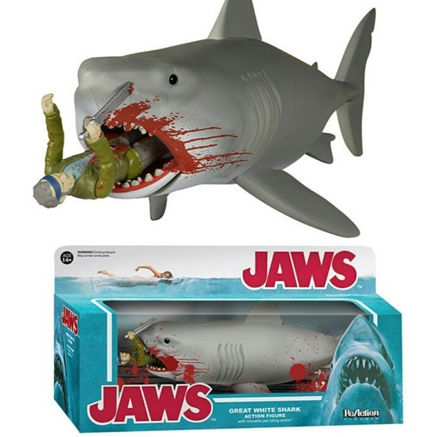 Jaws ReAction