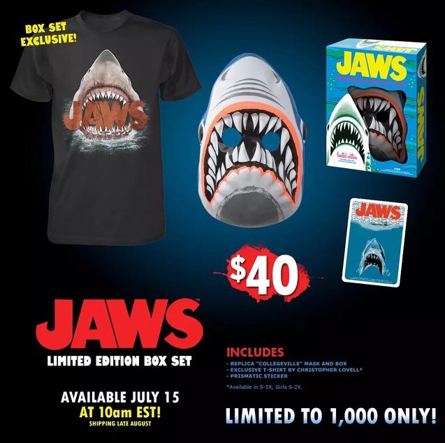 Fright Rags Jaws