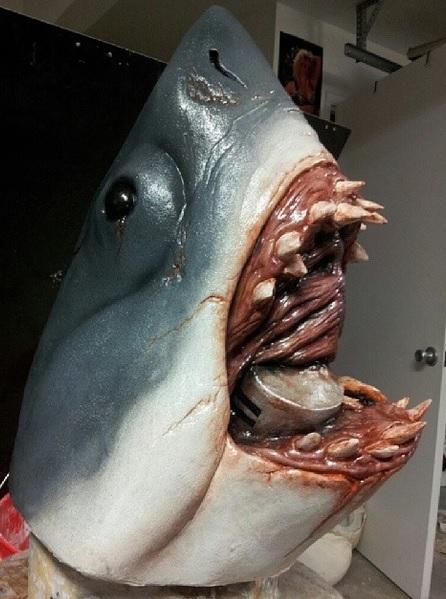 Jaws Mask
