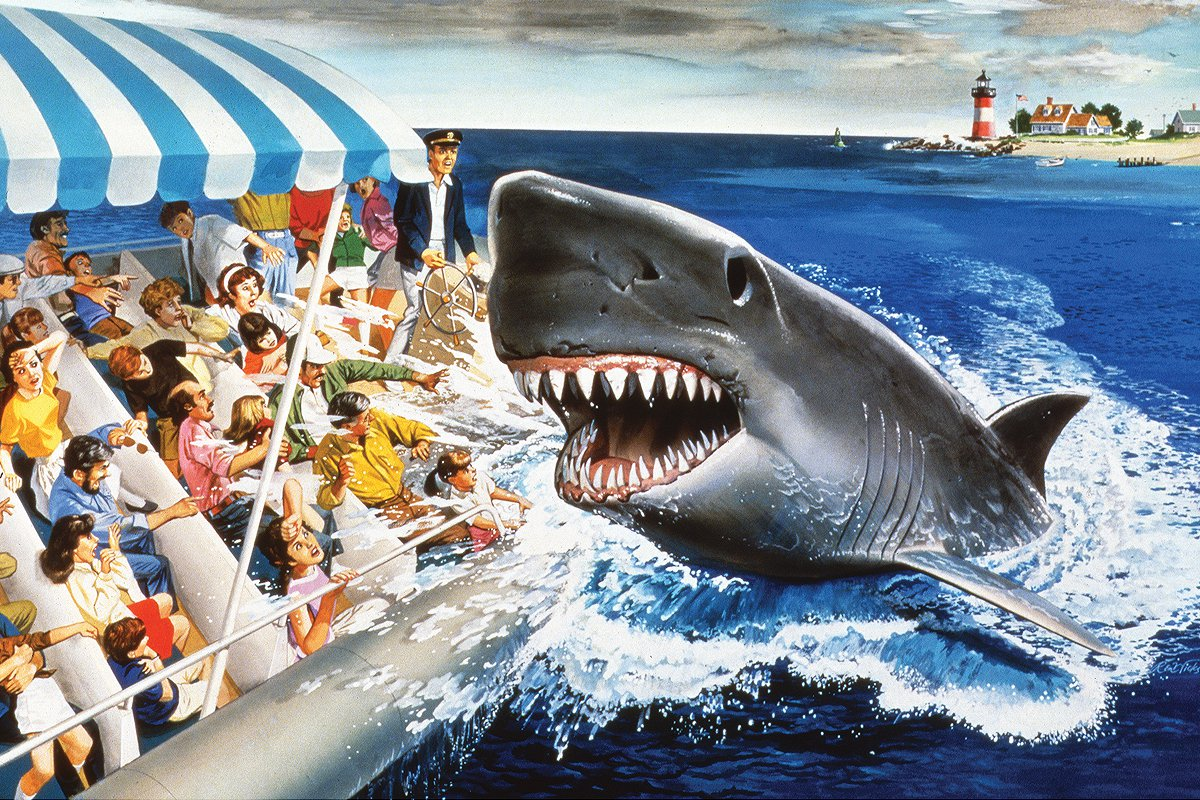 JAWS Ride