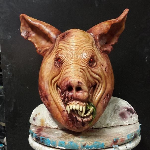 Amityville Horror pig