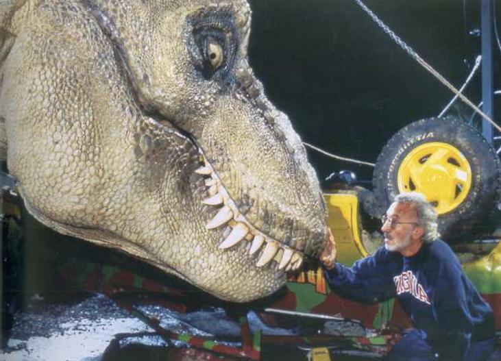 Jurassic Park BTS - Pic 4.