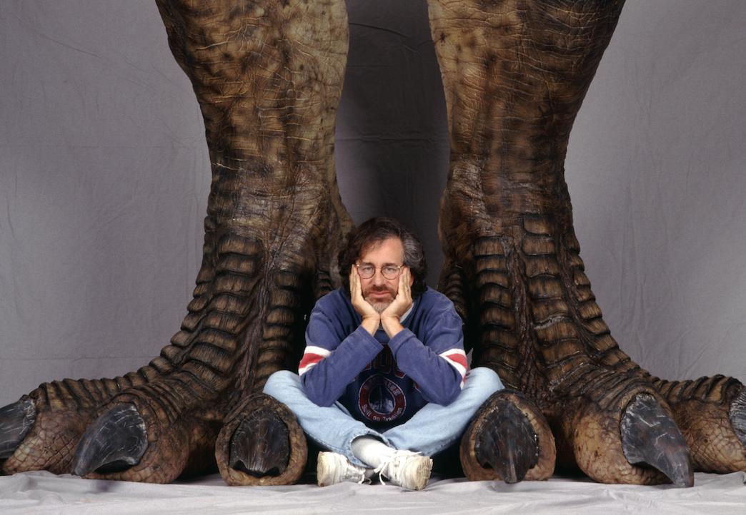 Jurassic Park BTS - Pic 5.