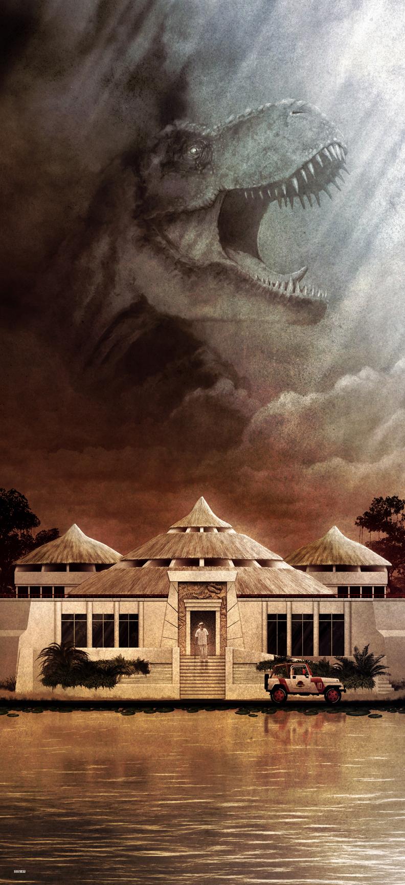 Poster List Jurassic Park : Matt Ferguson
