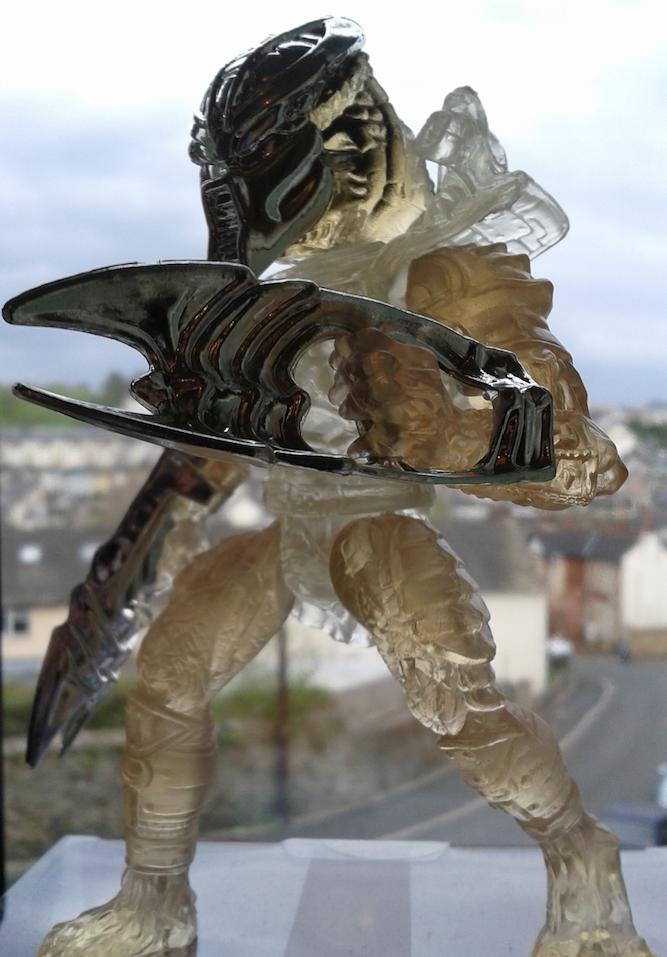 Kenner Ambush Predator Body Detail Full