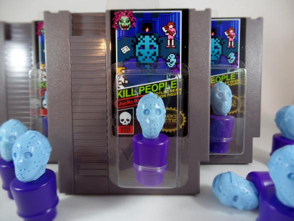 NES Jason Voorhees