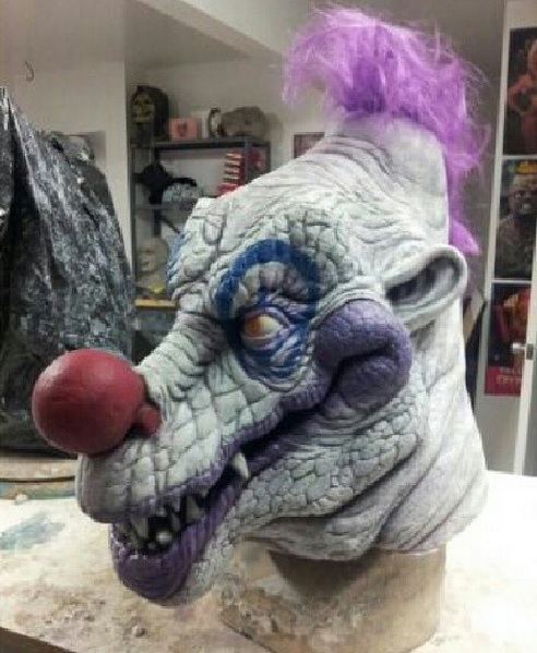 Killer Klowns Mask
