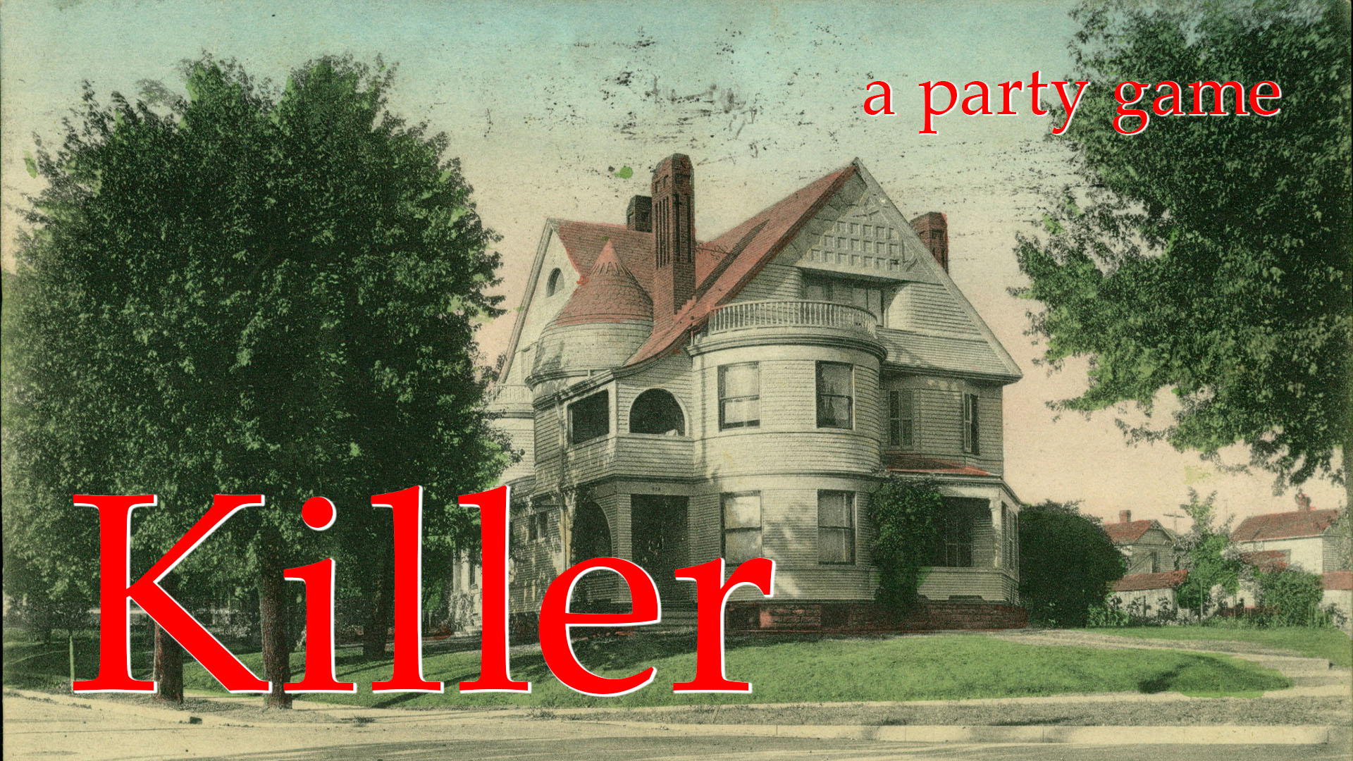 Killer: A Party Game