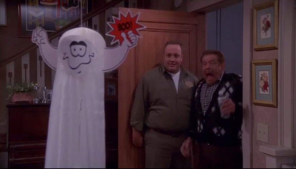 King of Queens Halloween