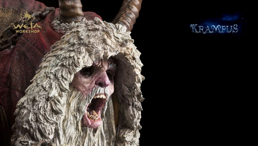 Hl Exclusive Interview With Luke Hawker Krampus From