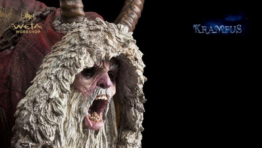 who played Krampus