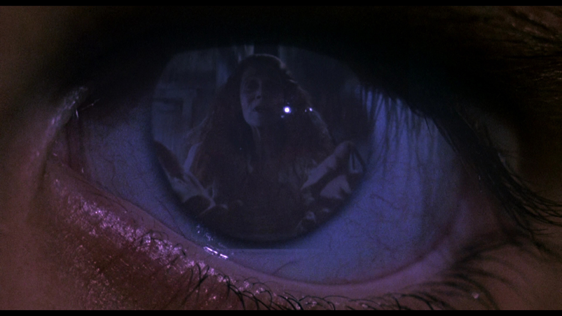 Lady in White Eye