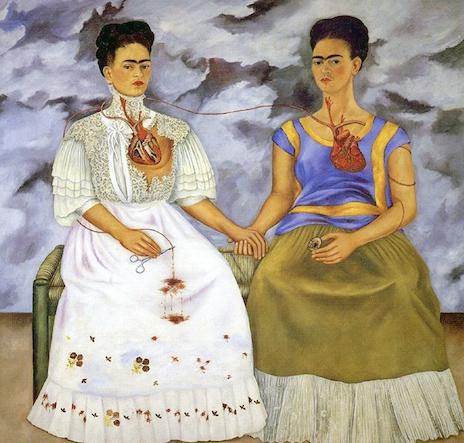 Vlad Rodriguez Las dos Fridas