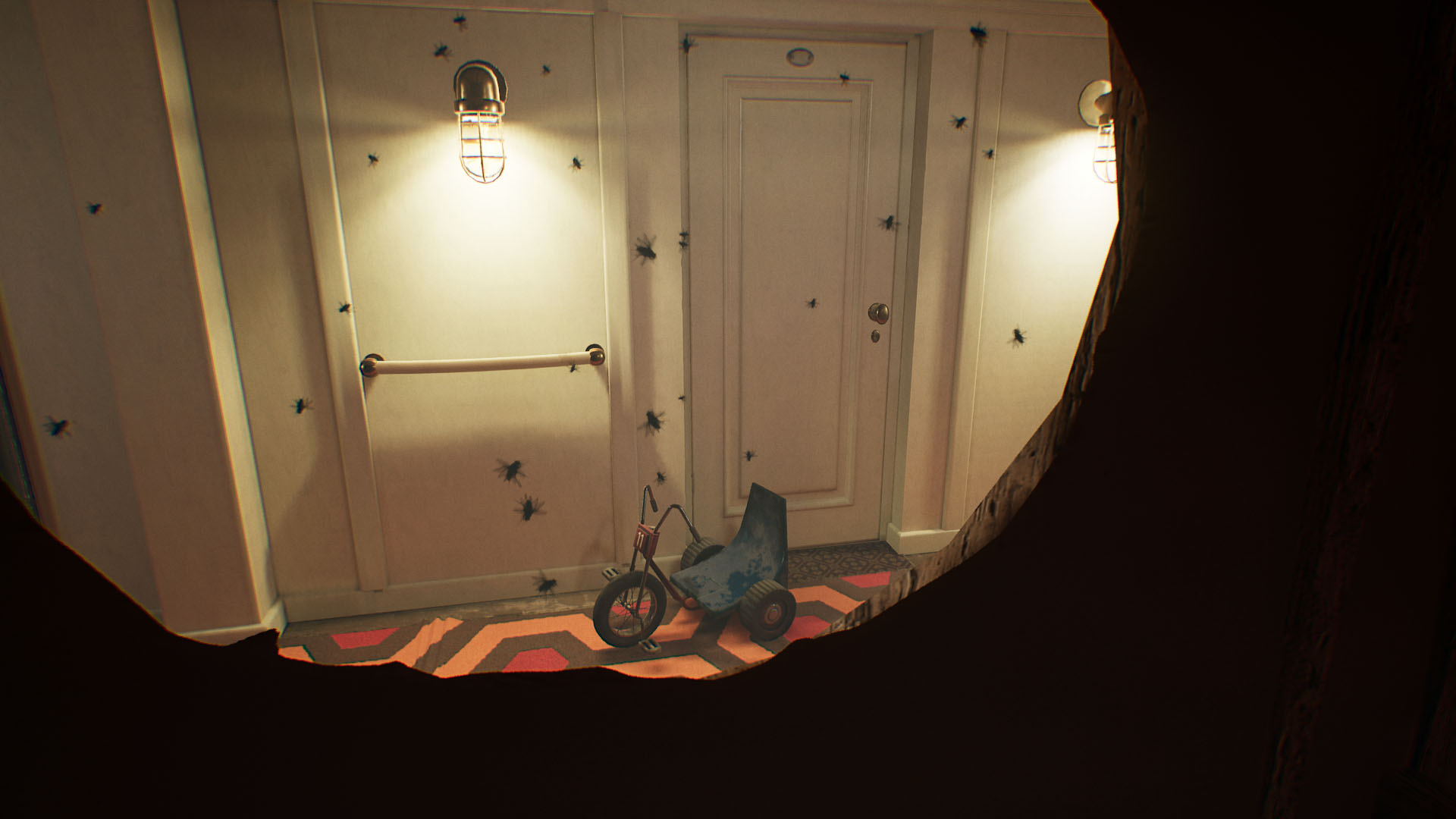Layers of Fear 2 — The Shining Homage