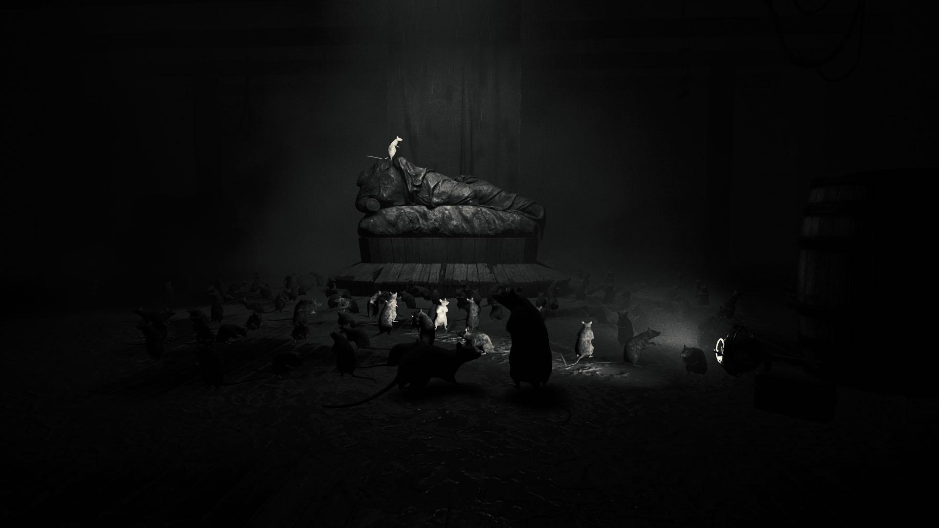 Layers of Fear 2 — Willard/Ben Homage
