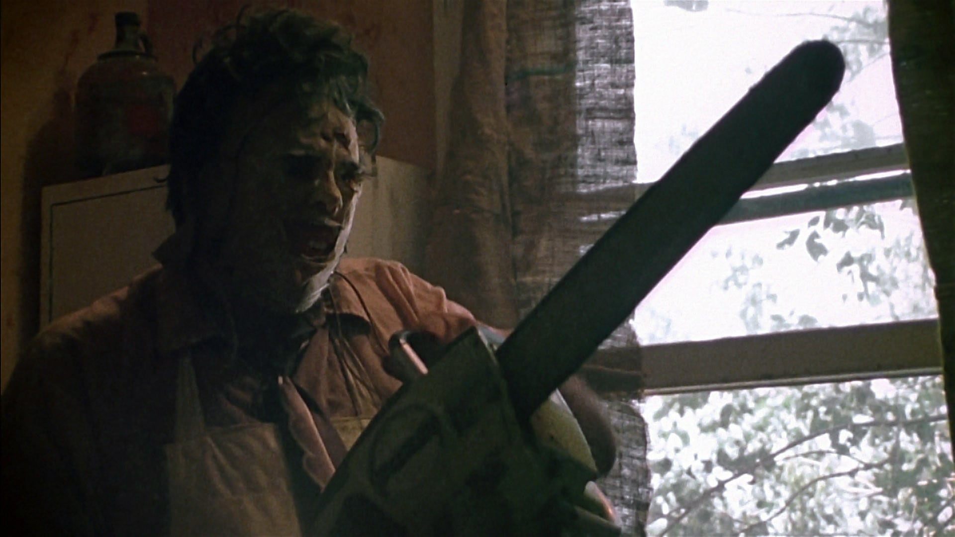 Leatherface Contemplates