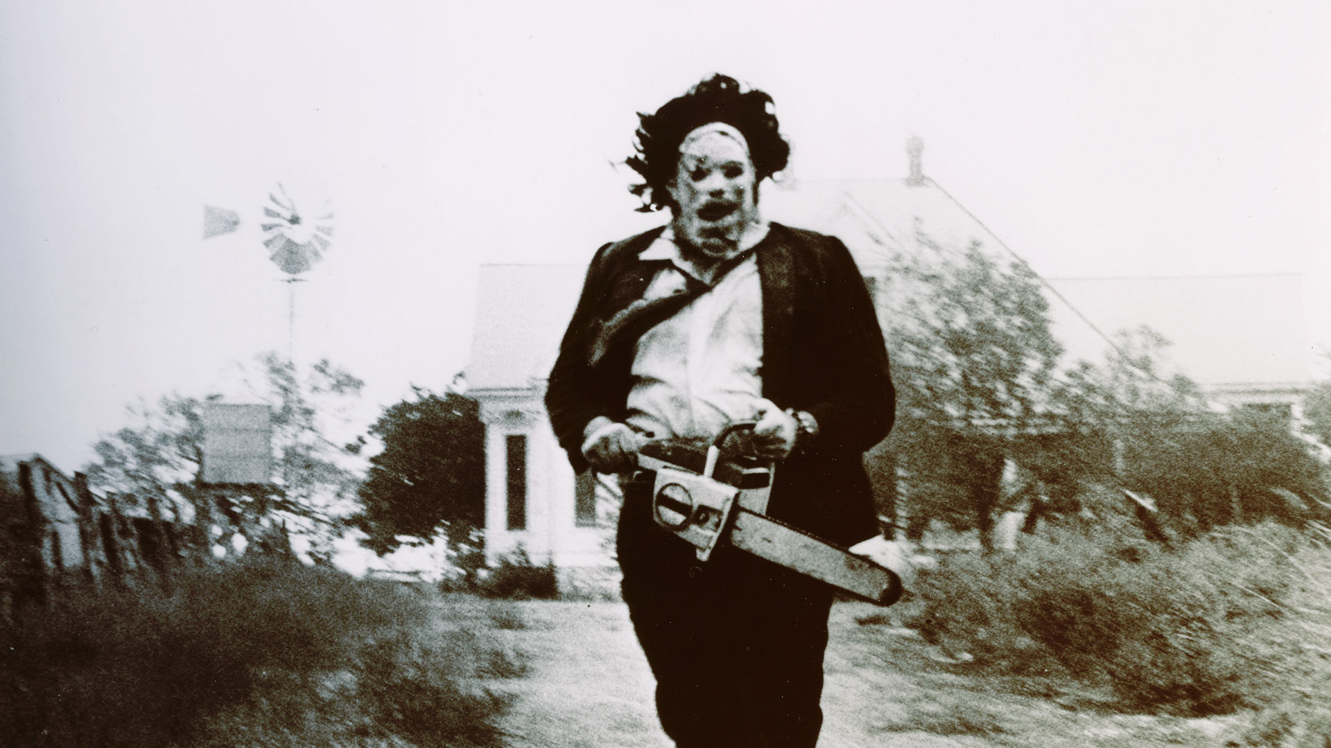 Leatherface Running