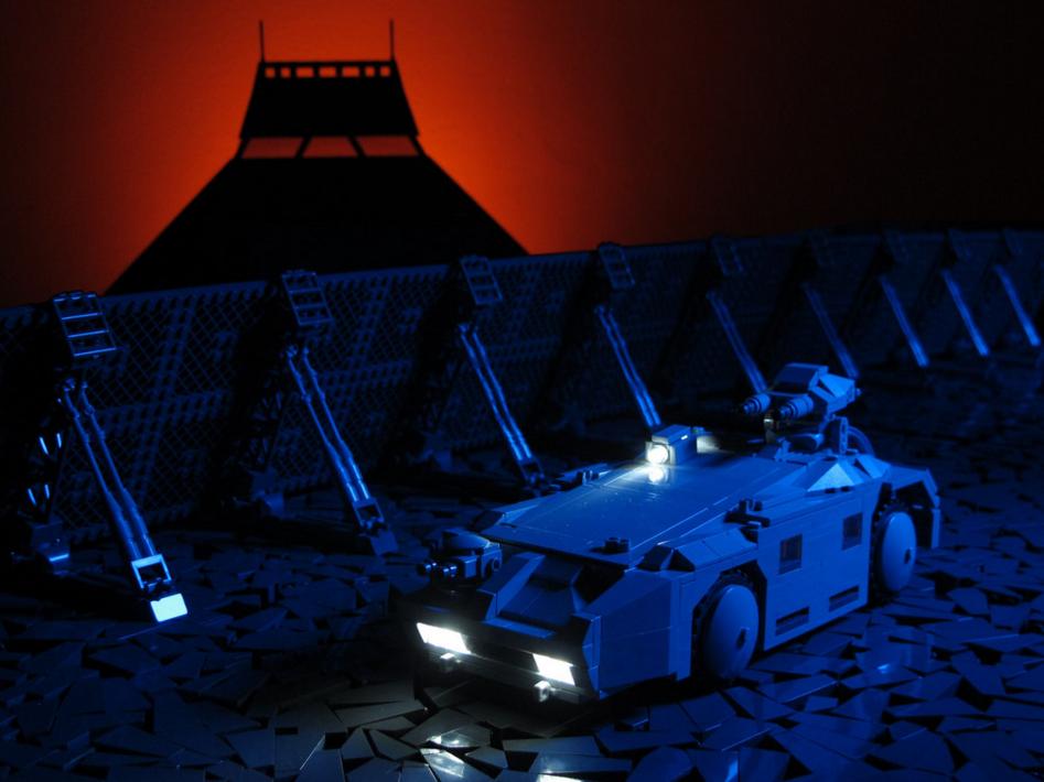Lego Aliens: APC Approach