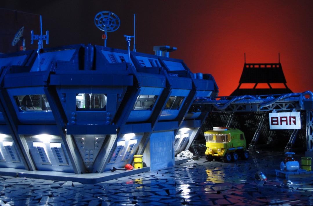 Lego Aliens: Hadley's Hope