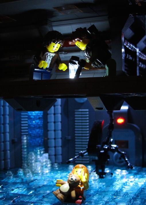 Lego Aliens Newt