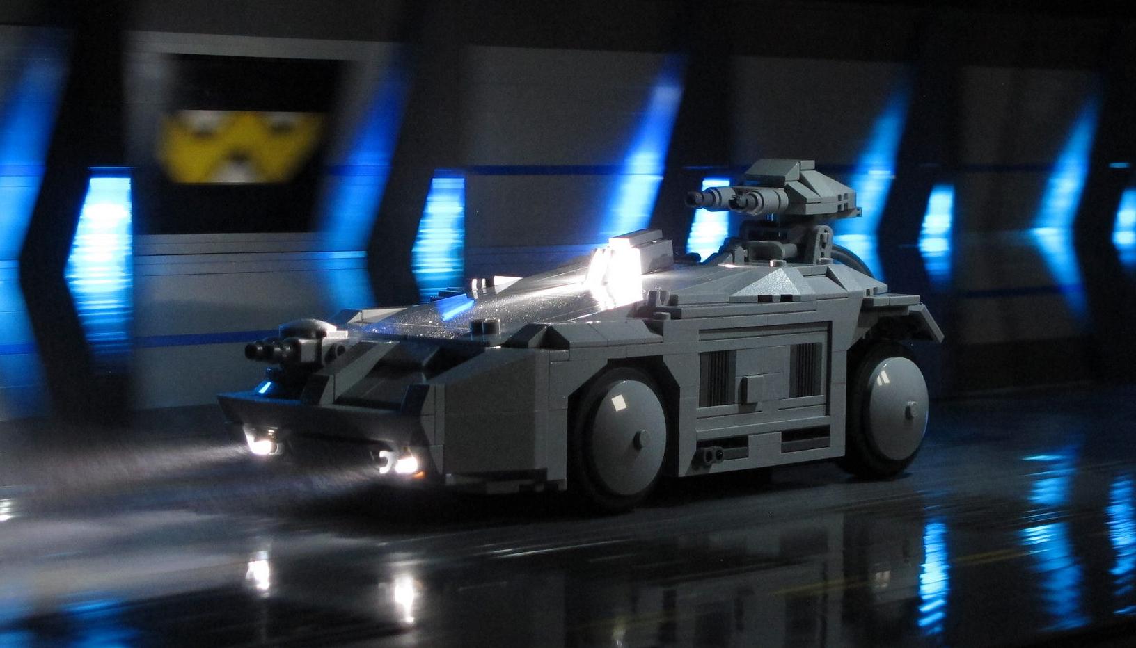 Lego Aliens : Missing Brick
