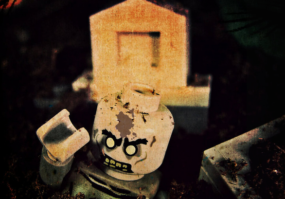 Lego Horror