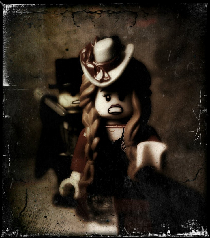 Lego Jack the Ripper