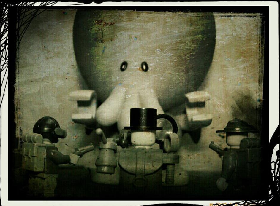 Lego Lovecraft
