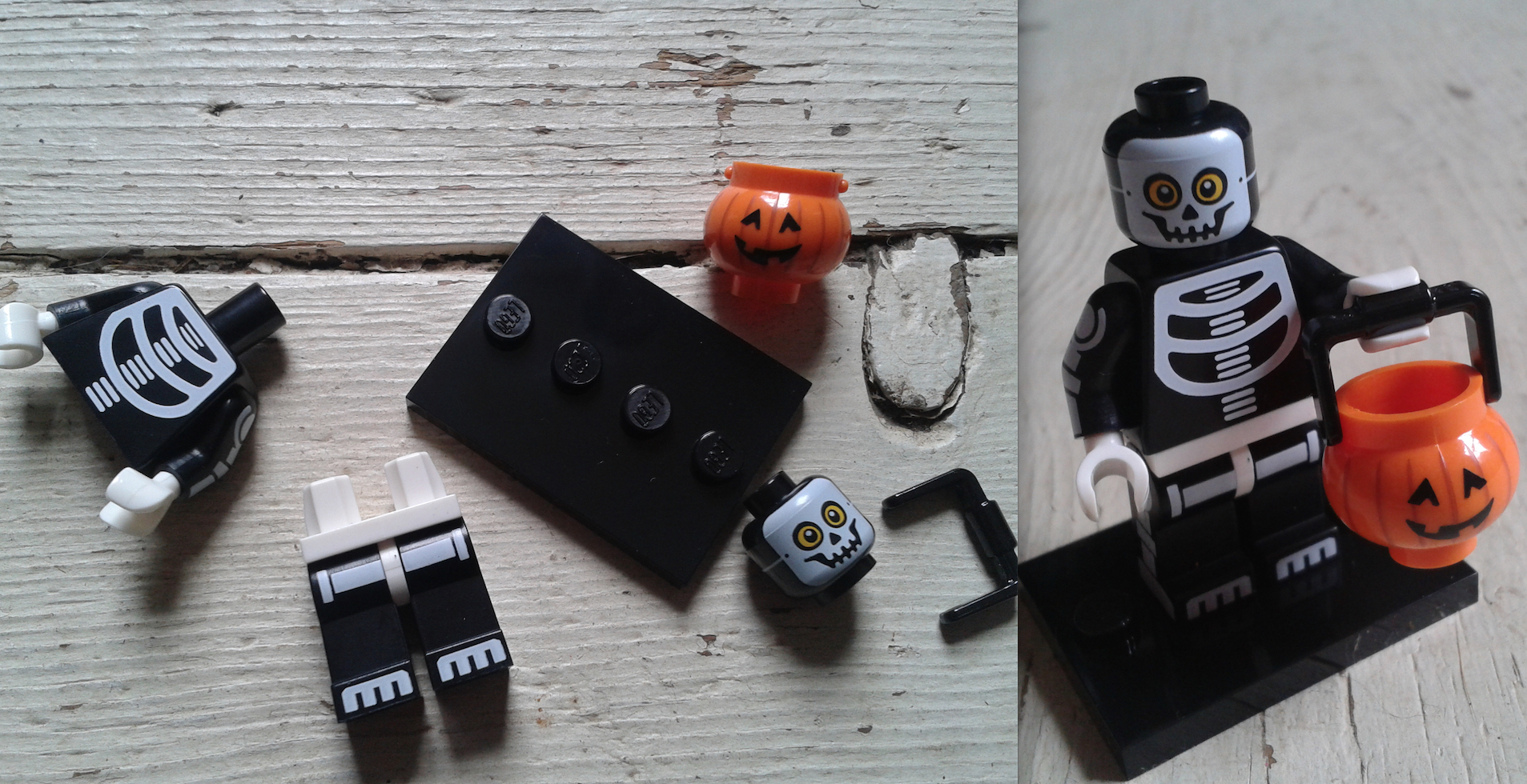 Lego Monsters 2015 : Skeleton Guy