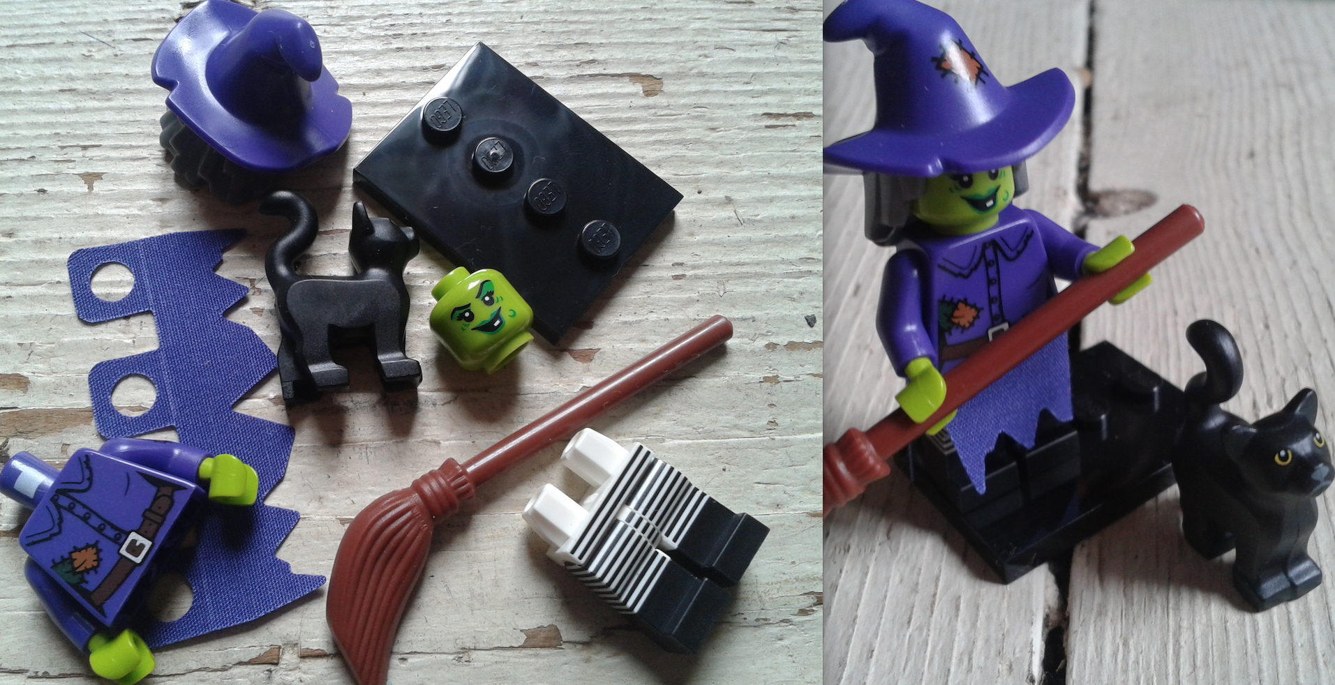 Lego Monsters 2015 : Wacky Witch