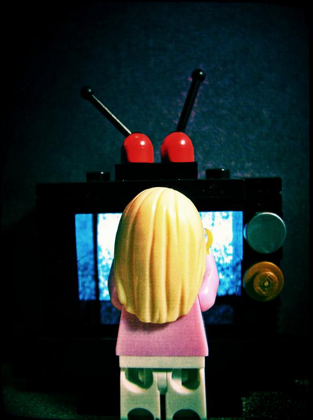 Lego Poltergeist