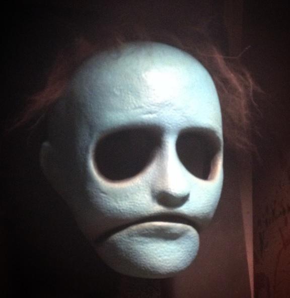 Leslie Vernon Mask