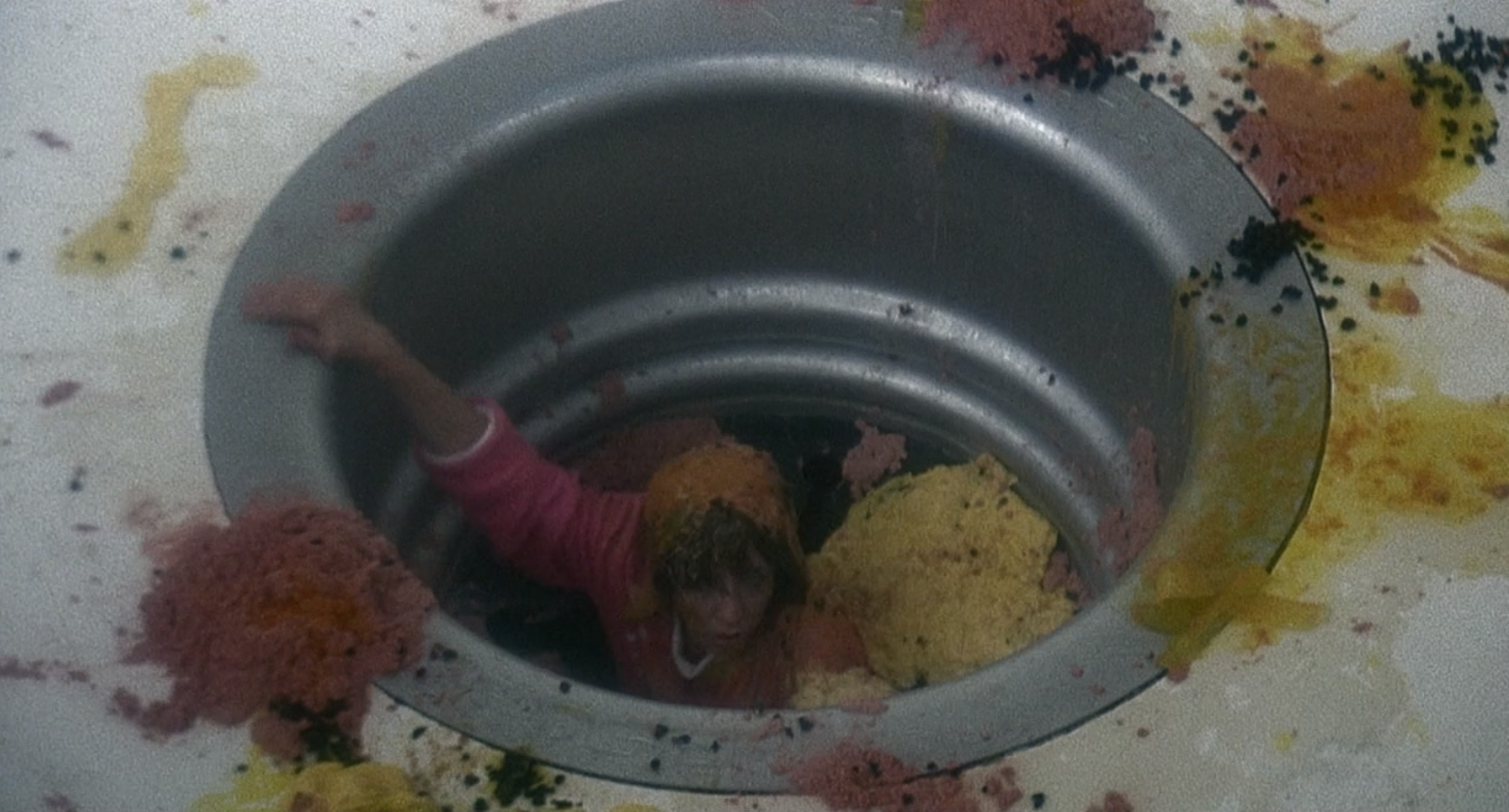 Lily Tomlin Incredible Shrinking Woman Garbage Disposal