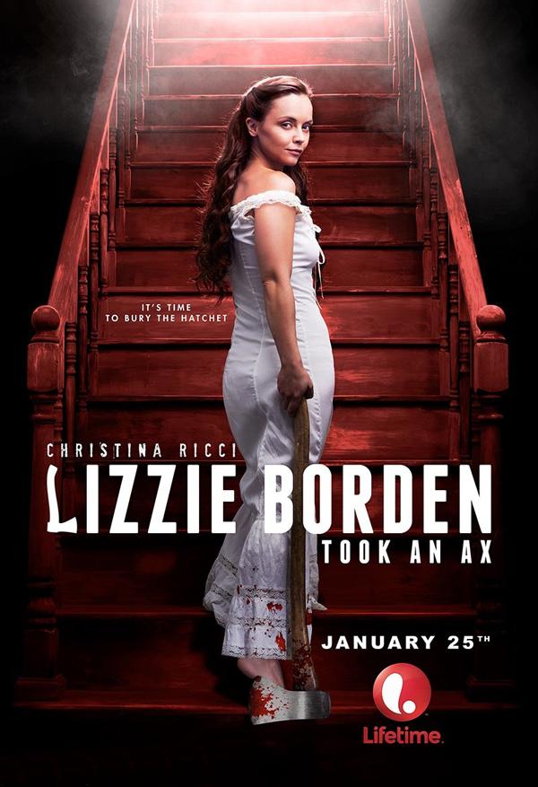 Lizzie Borden Took An Axe