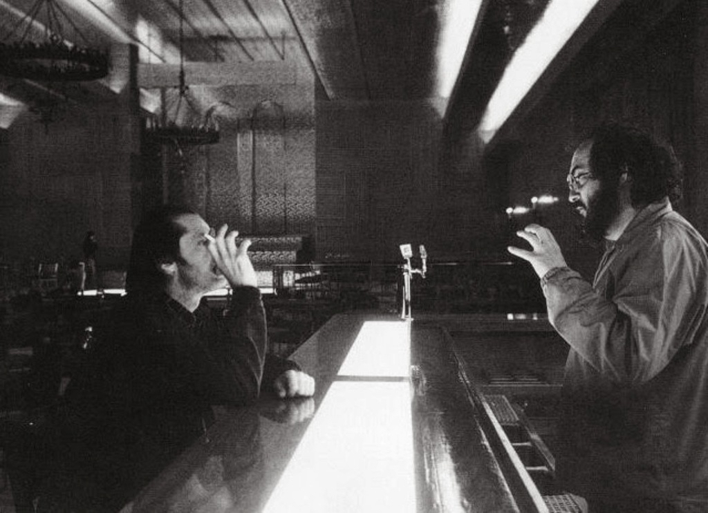 The Shining Behind The Scenes - Jack At the Bar.