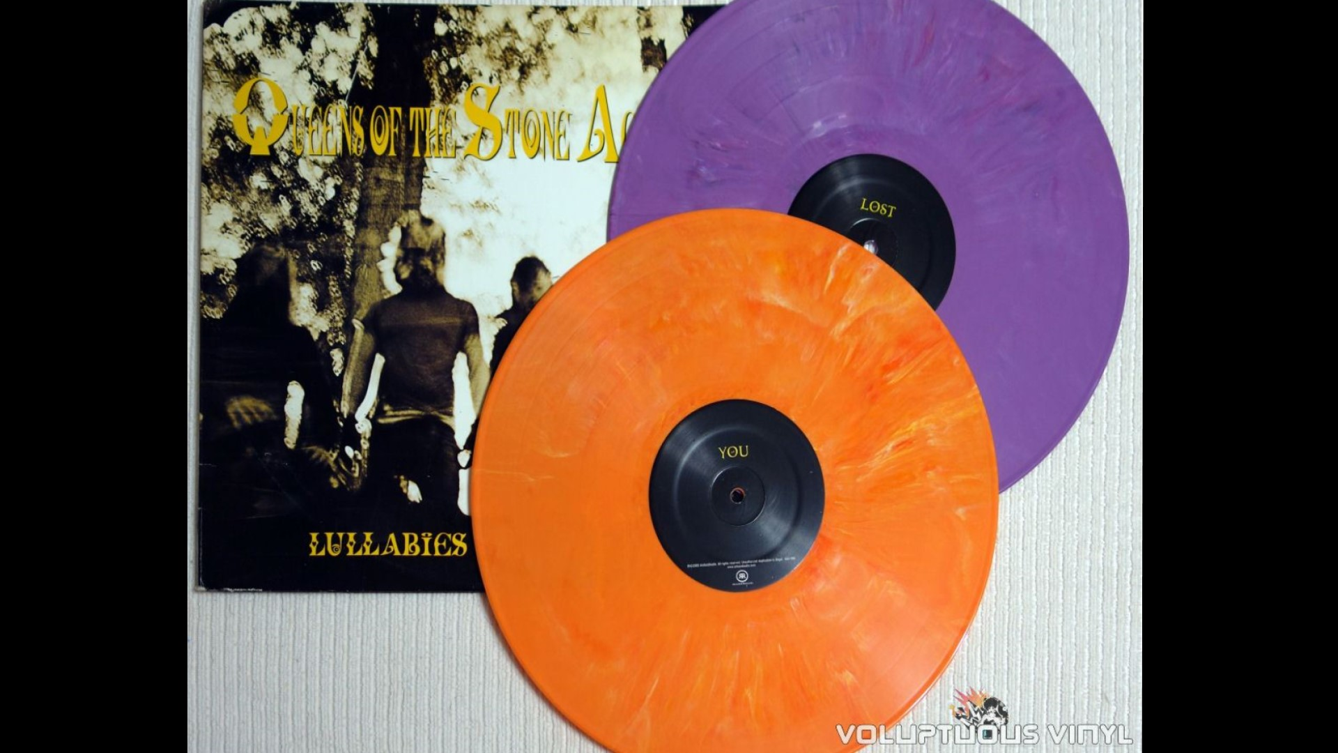 Lullabies To Paralyze Vinyl