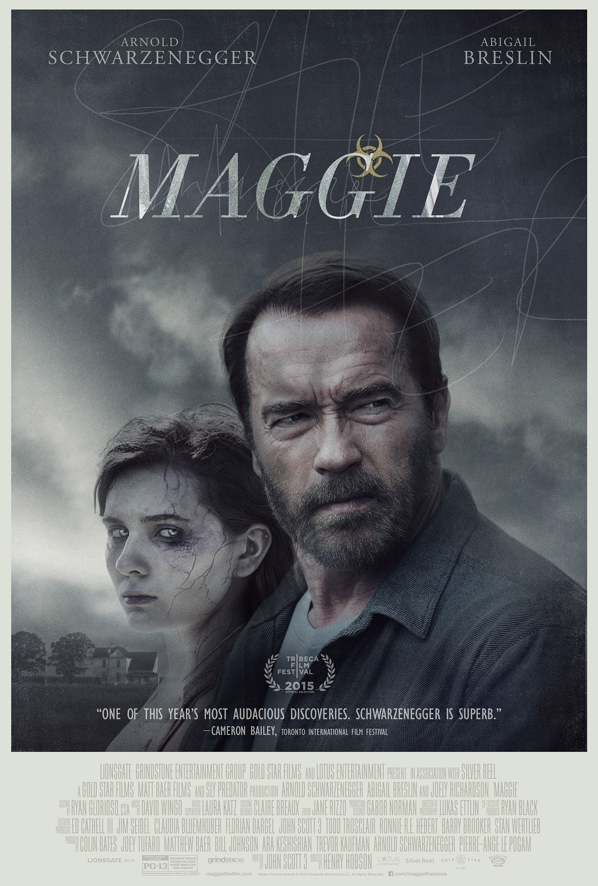 Maggie horror review