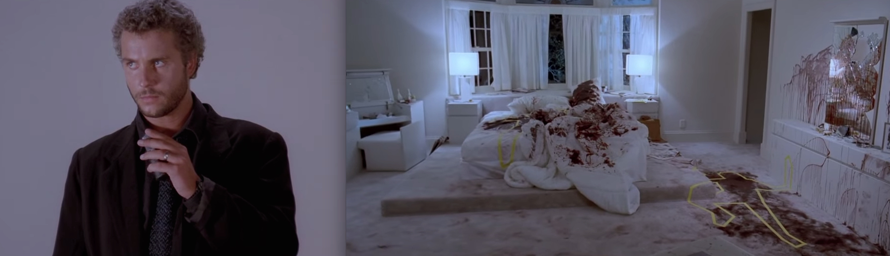 Manhunter Bedroom Scene