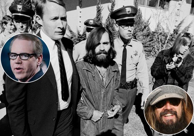Rob Zombie Charles Manson